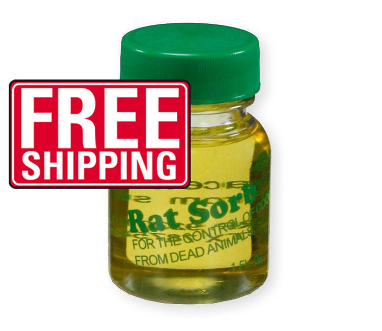 Rat Sorb Odor Eliminator - Bugs Or Us Pest Control Supply