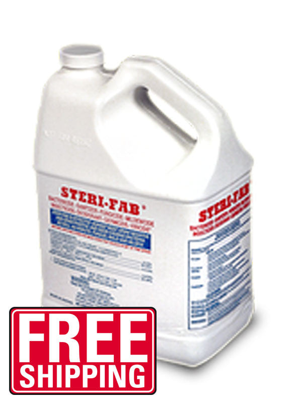 Steri-Fab Gallon 128 oz. - Bugs Or Us Pest Control Supply