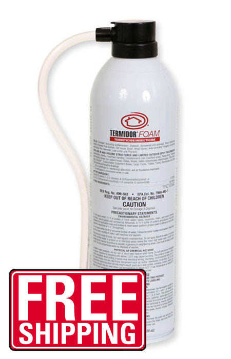 Termidor Foam - 20 oz. - Bugs Or Us Pest Control Supply