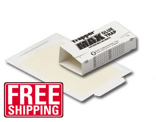 Trapper LTD Mouse/Insect Glue Boards - Bugs Or Us Pest Control Supply