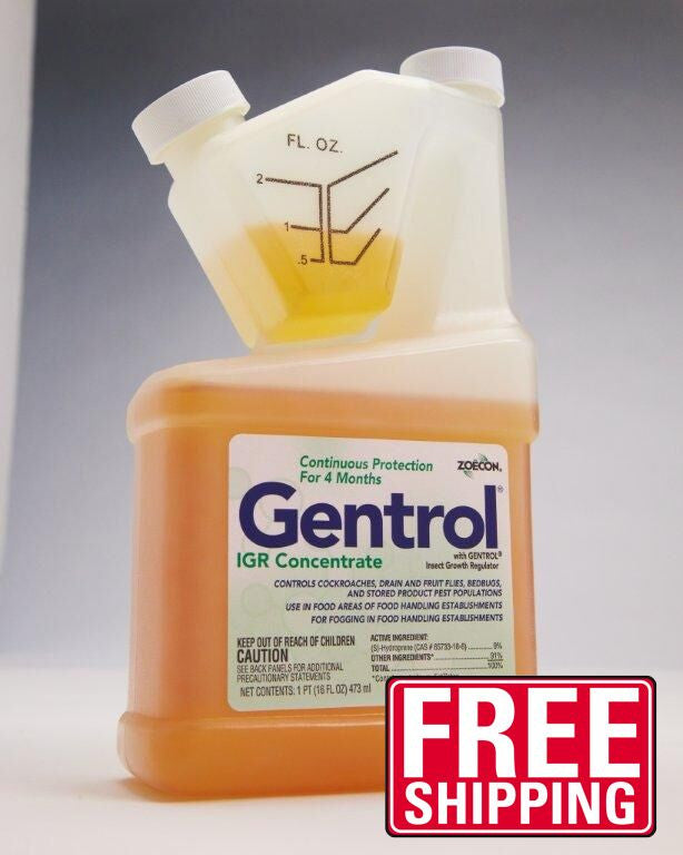 Gentrol IGR Concentrate - Bugs Or Us Pest Control Supply