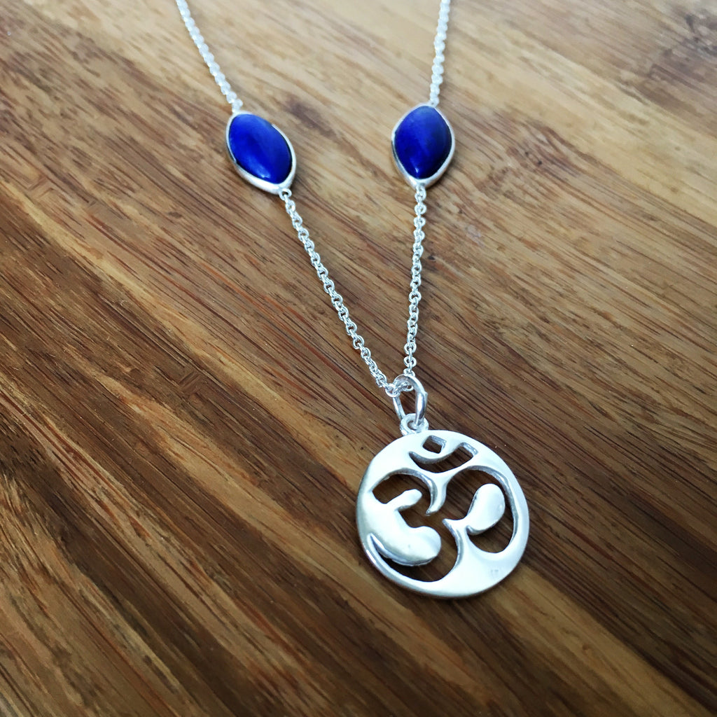 Om Necklace - VP130