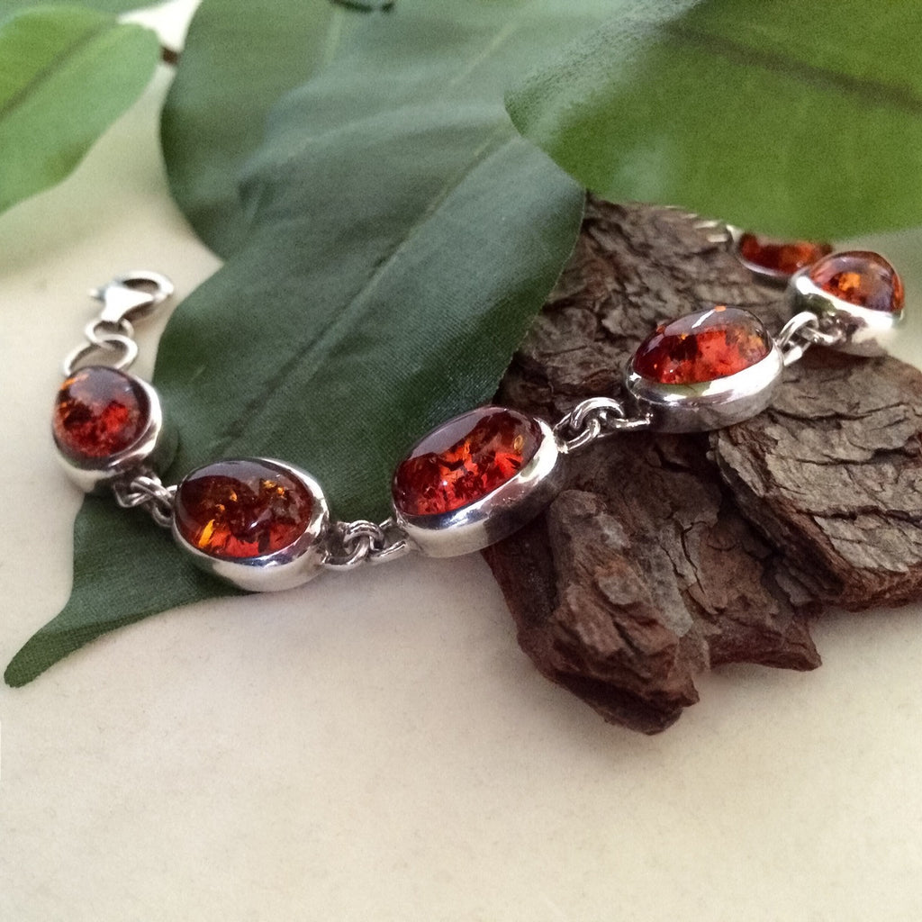 Auburn Attraction Bracelet - ABRC103