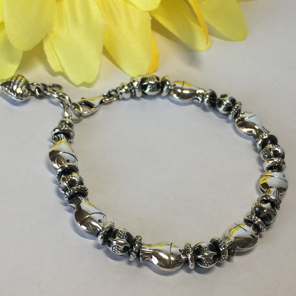 Seven Little Fishes Bracelet - VBRC147