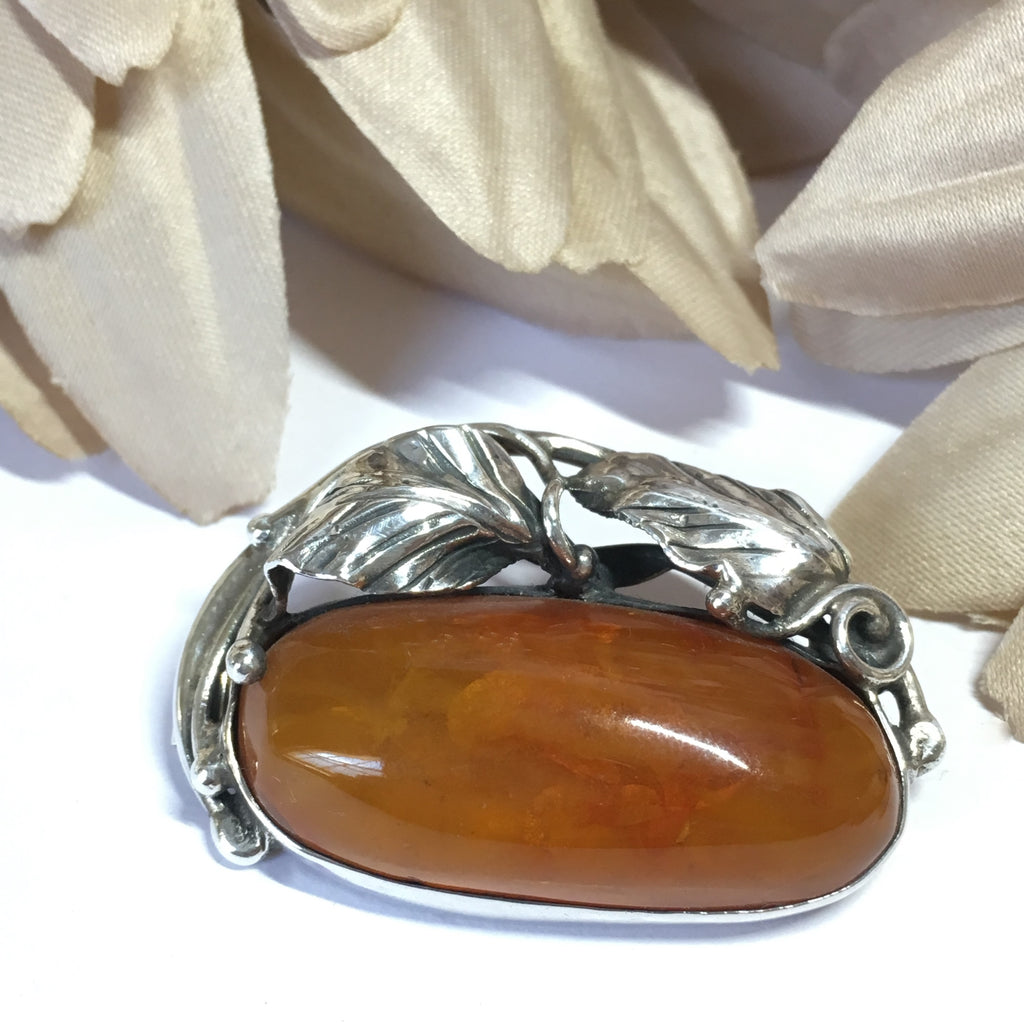 Autumn Aura Brooch - VABH103