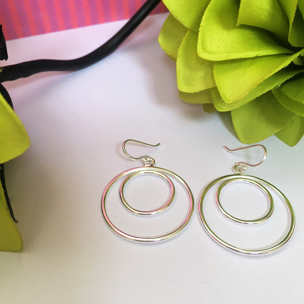 Hoopla Earrings - VE274