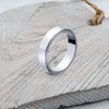 Flat Band Ring - SR106 2mm-10mm SIZES G-Q