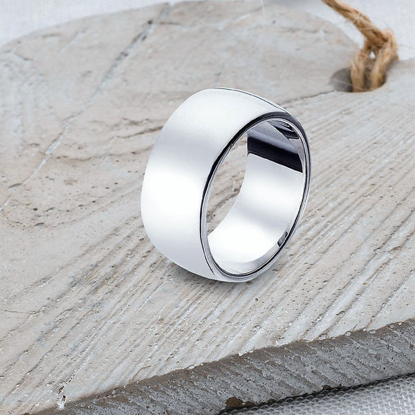 Flat Band Ring 2mm-10mm Sizes R-Z2