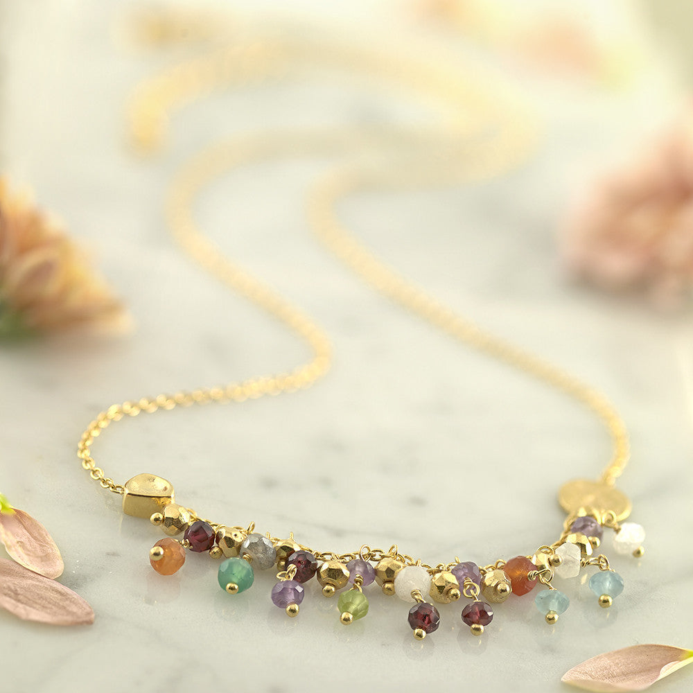 Indian Summer Necklace - SCHN838