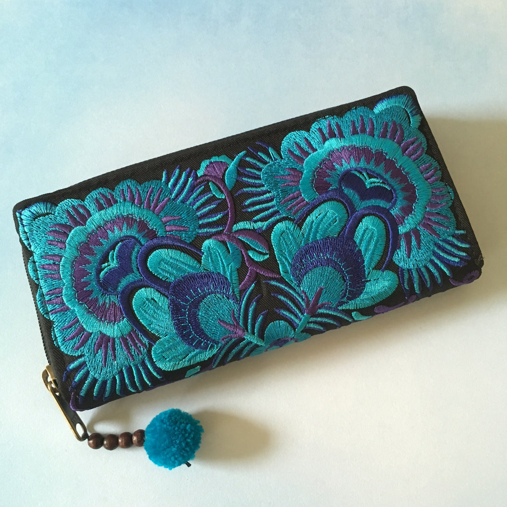 Tropical Gardens Purse - VFP101