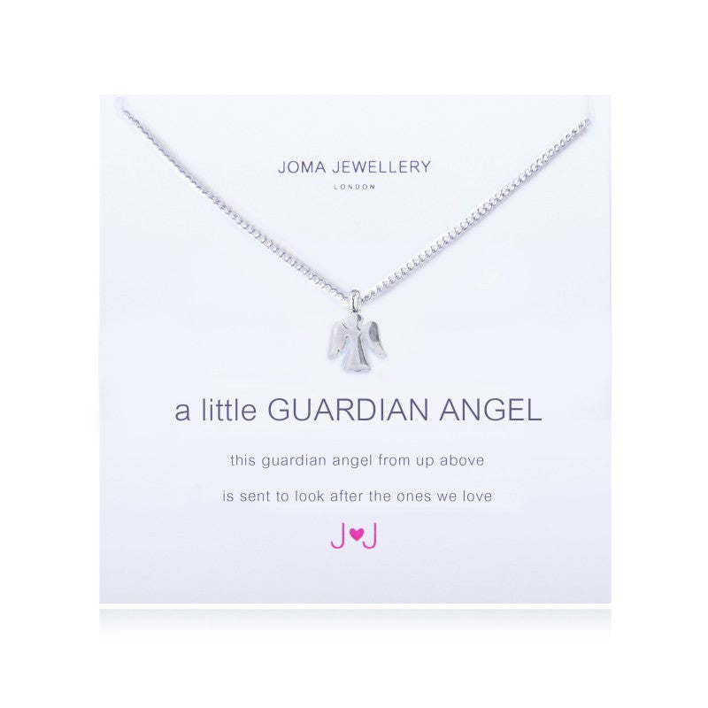 A Little Guardian Angel Pendant - JP522