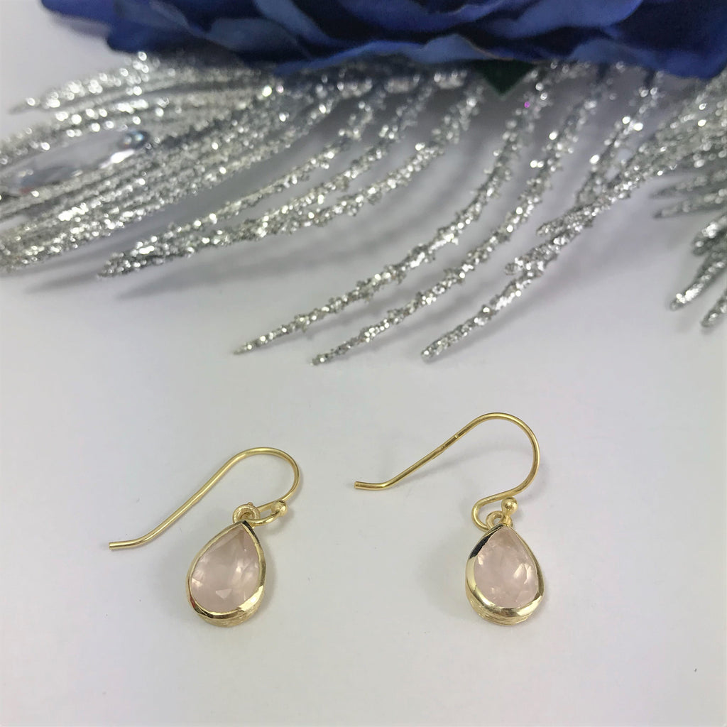 Blush Earrings - VE438