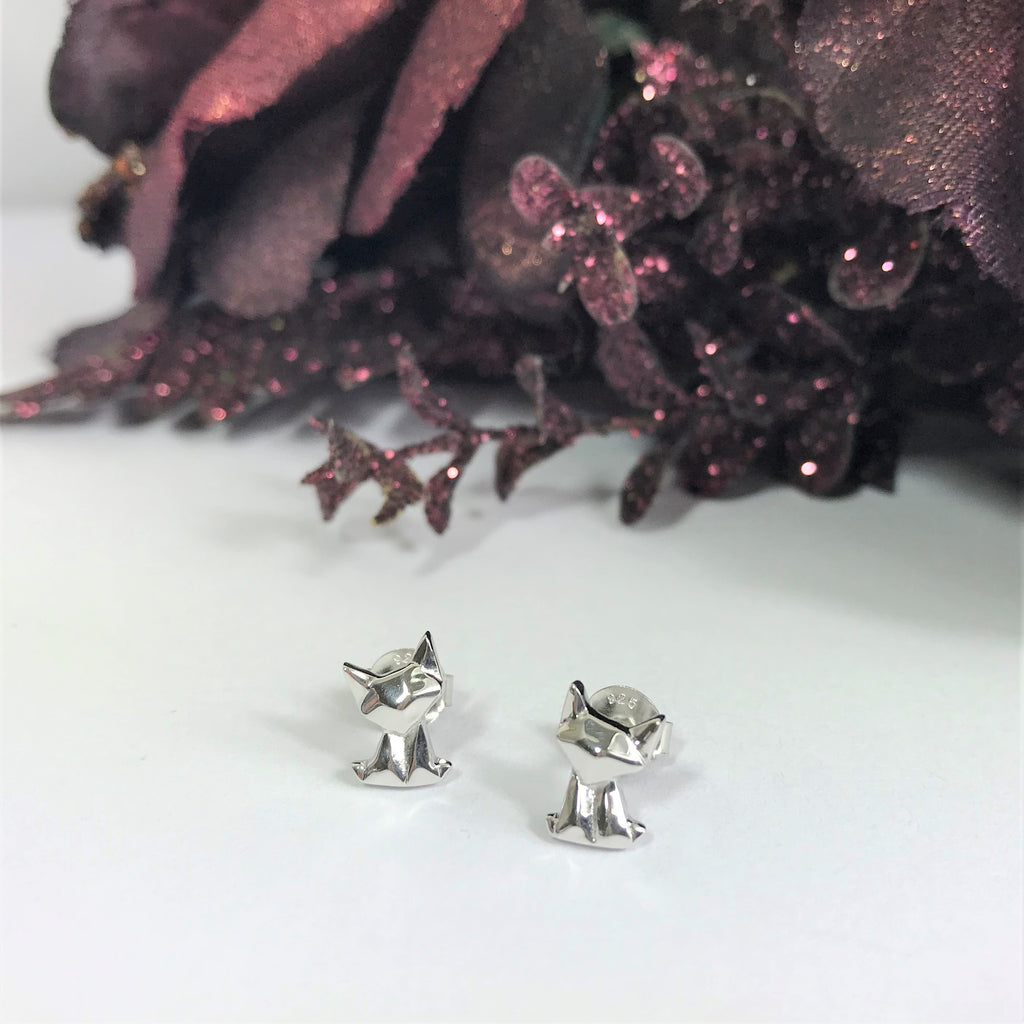 Catty Earrings - SE4545