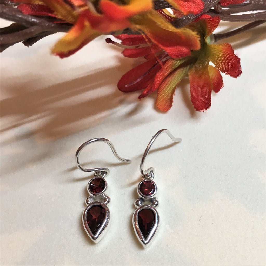 Claret Earrings - VE396