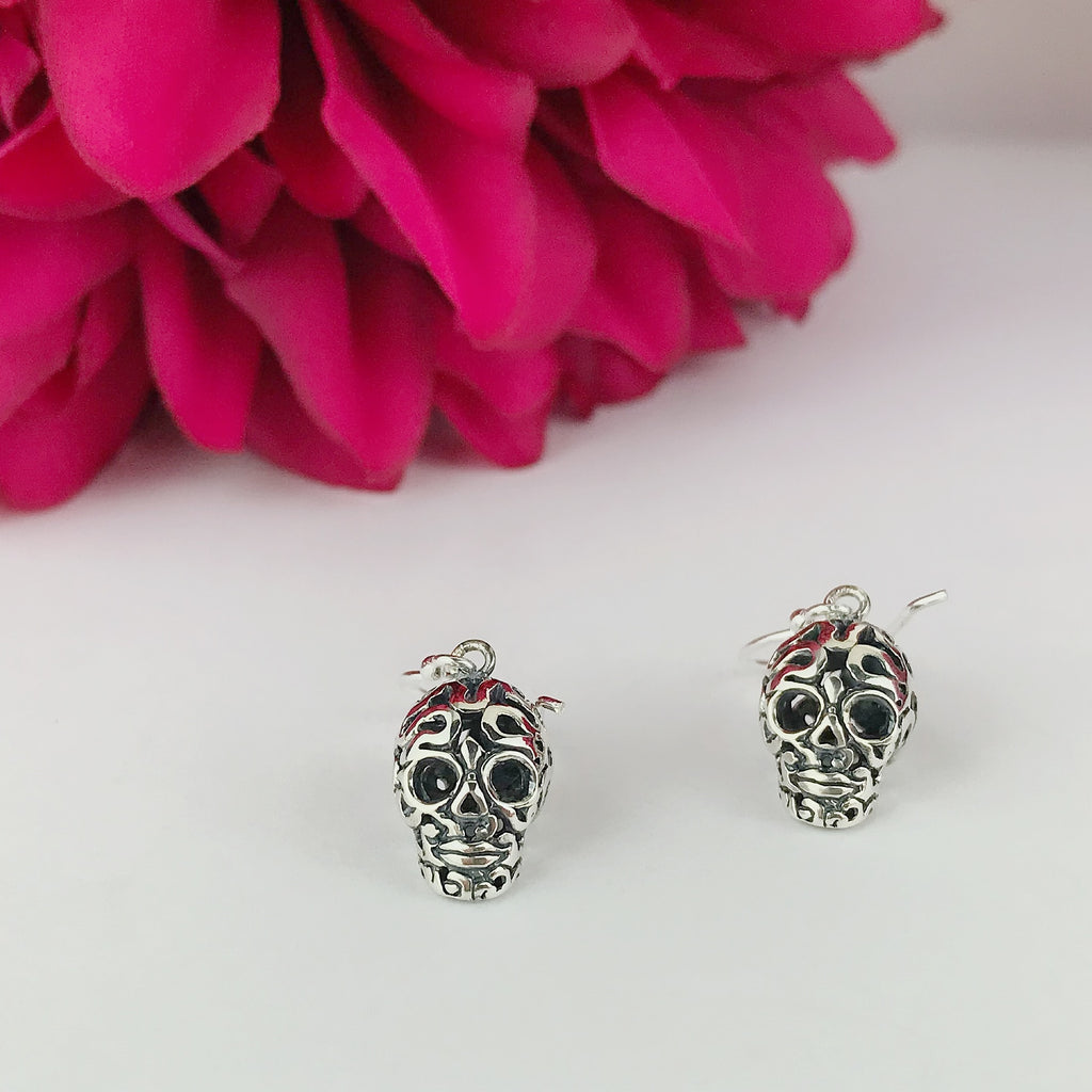 Day Of The Dead Earrings - VE559