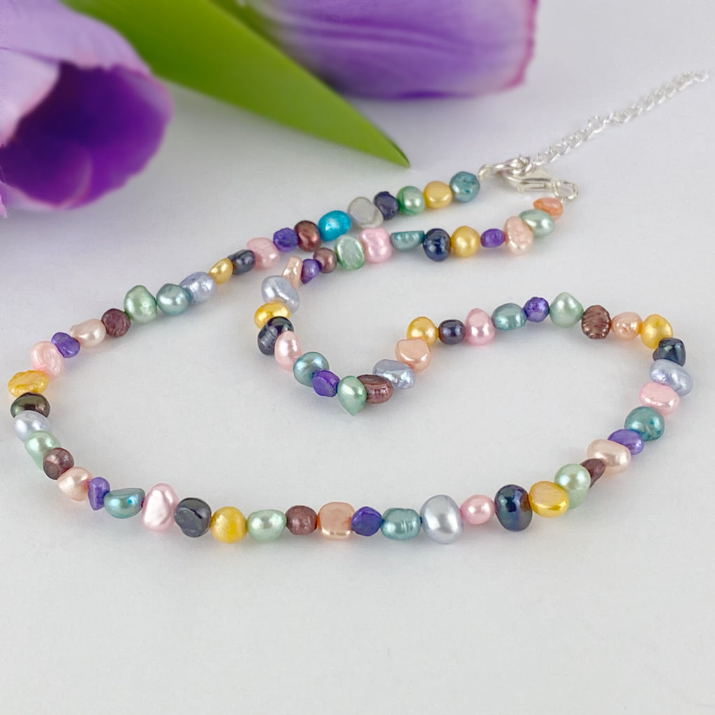 Pearl Berry Necklace - SCHN1144