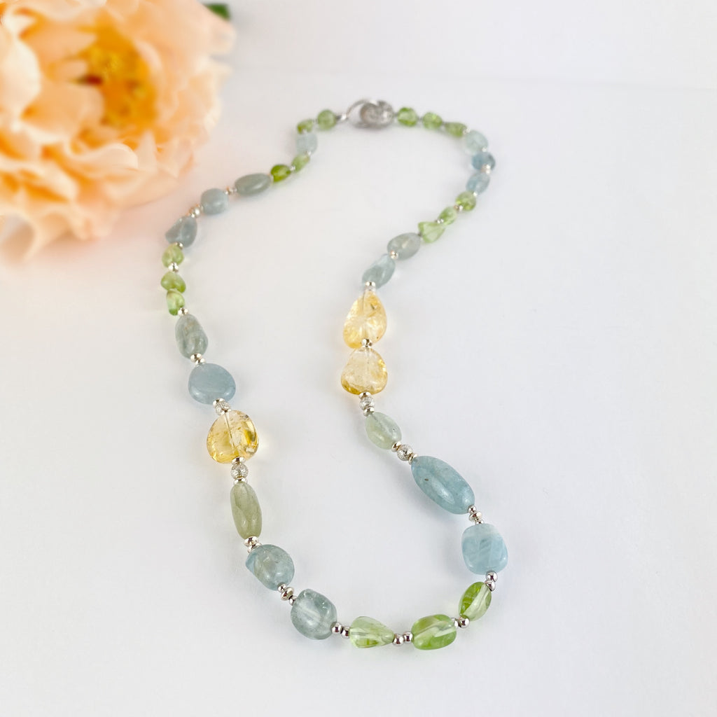 Spring Song Necklace - VNKL238