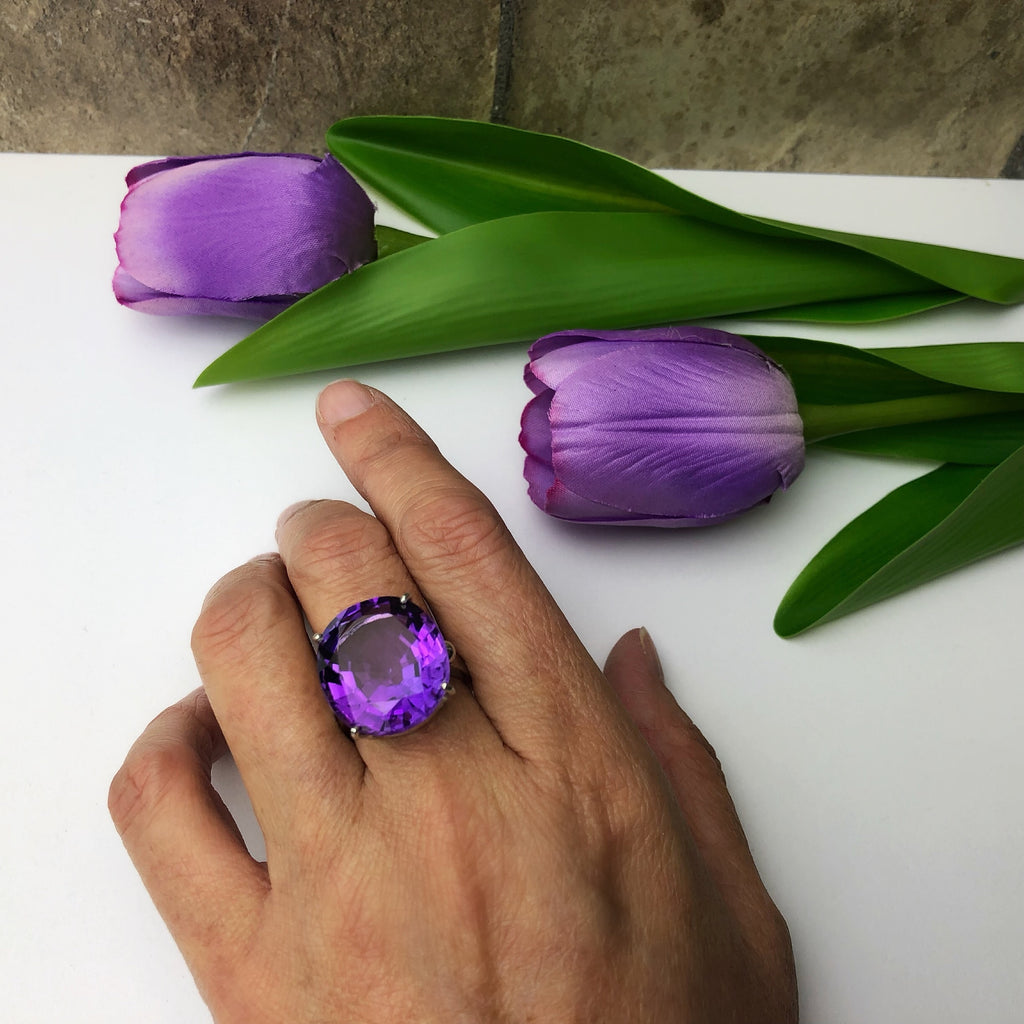 Deep Purple Ring - VR250