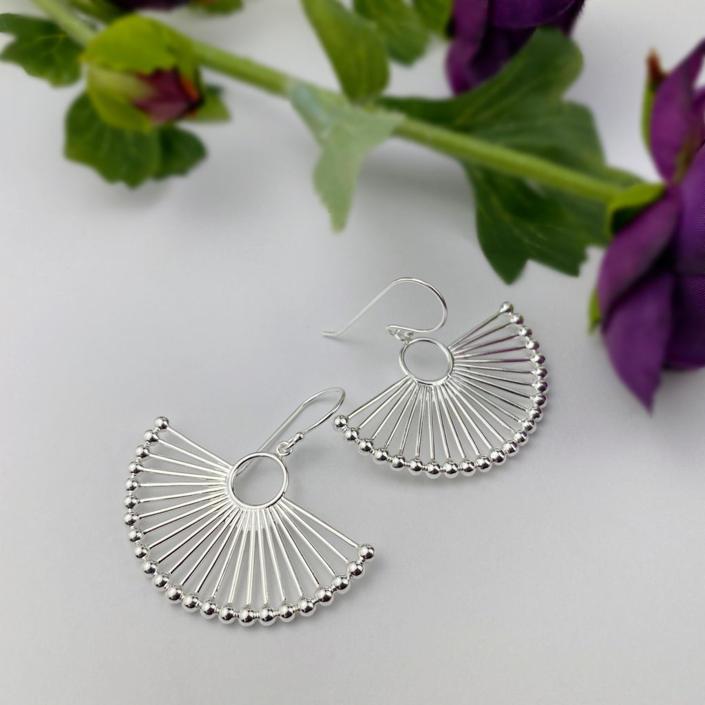 Salsa Fan Earrings - SE4920