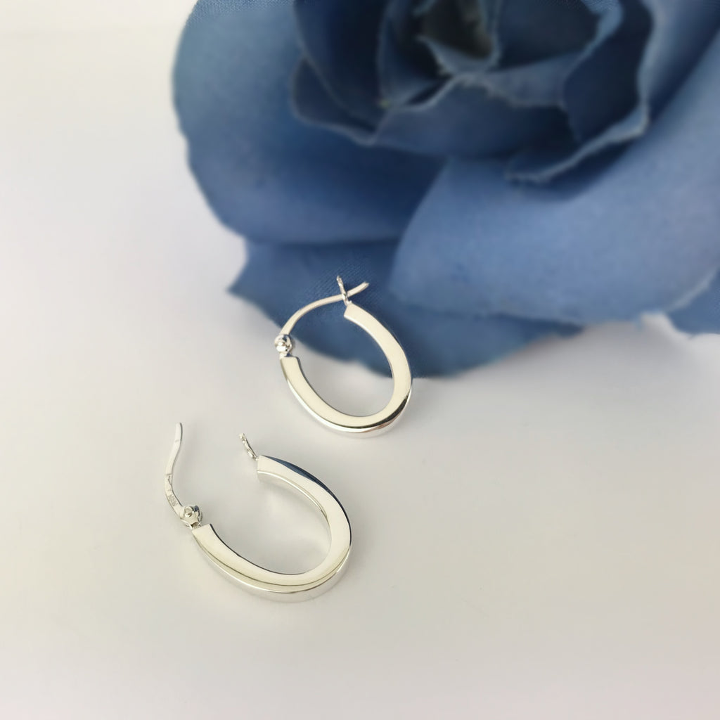 Lucky Hoop Earrings - SE1074