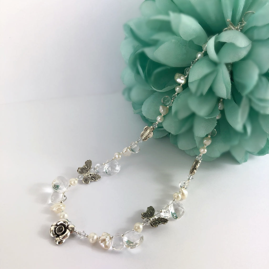 Paradise Pearl Necklace - VNKL183