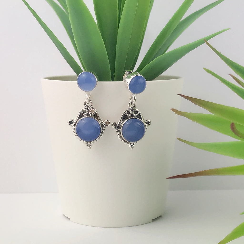 Bluebelle Earrings - VE474