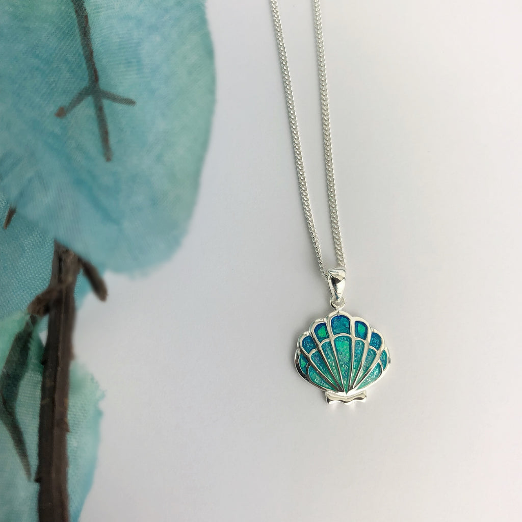 Ocean Blue Pendant - SP2791