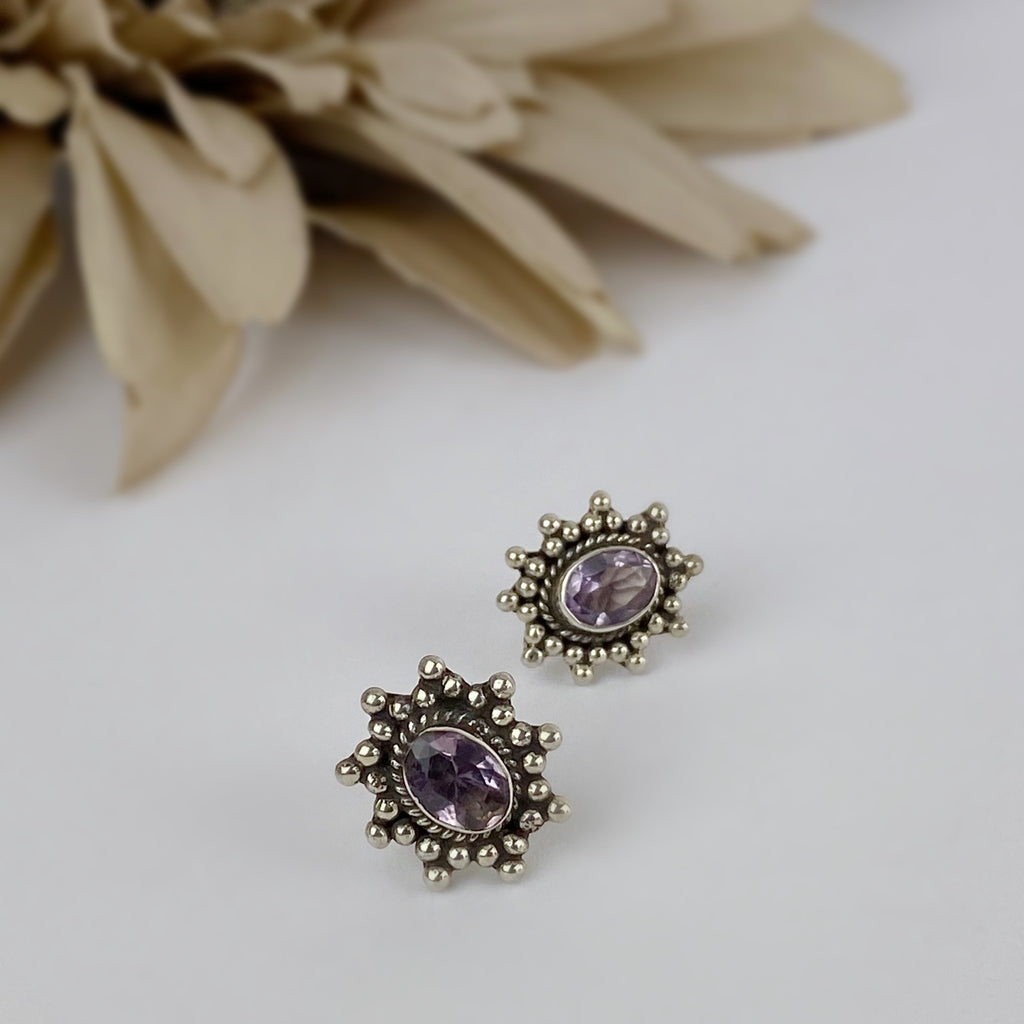 Starflower Stud Earrings - VE640