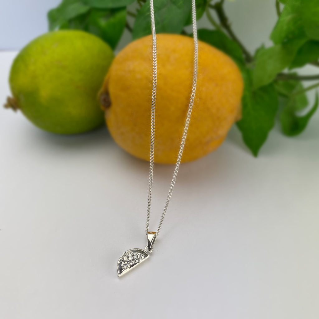 Citrus Slice Pendant - VP410