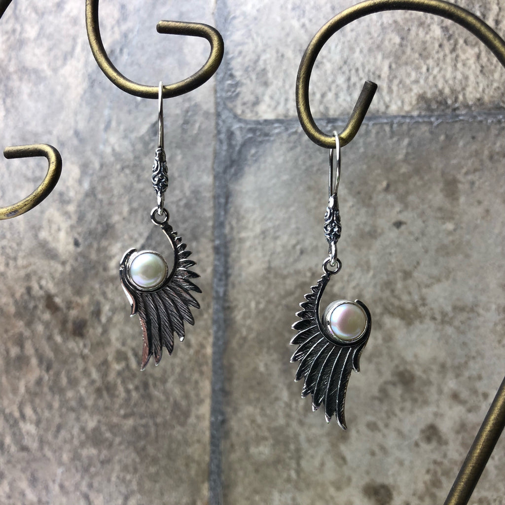 Angels Wings Earrings - VE411
