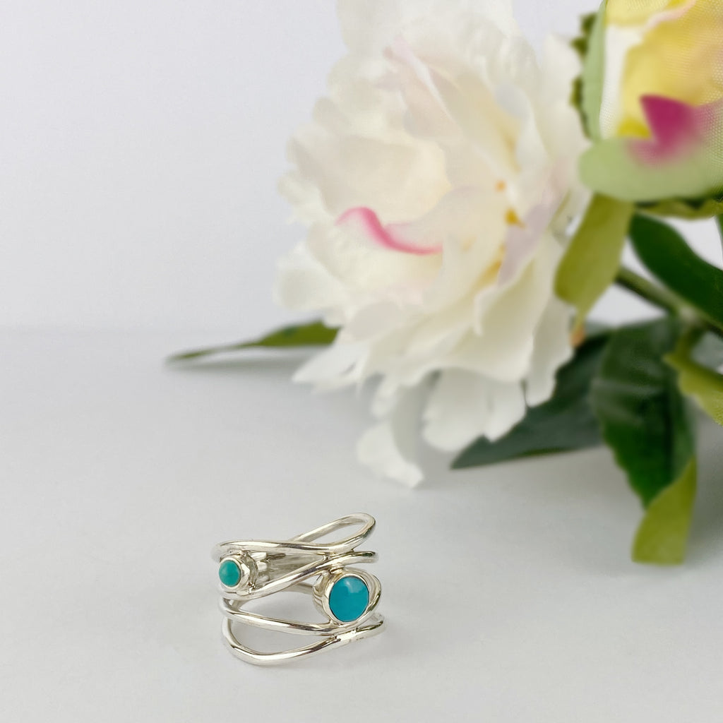 Blue River Ring - VR383