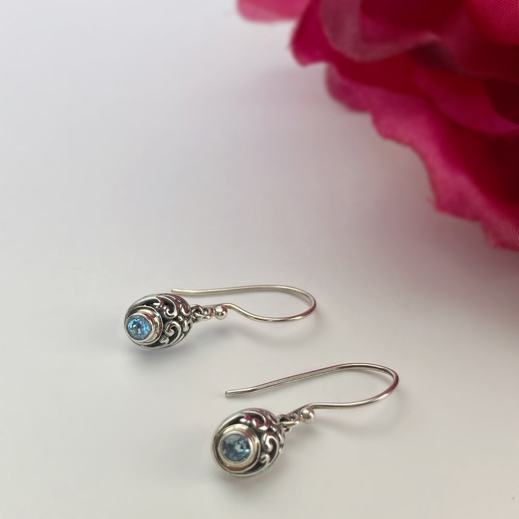 Vintage Drop Earrings - VE483