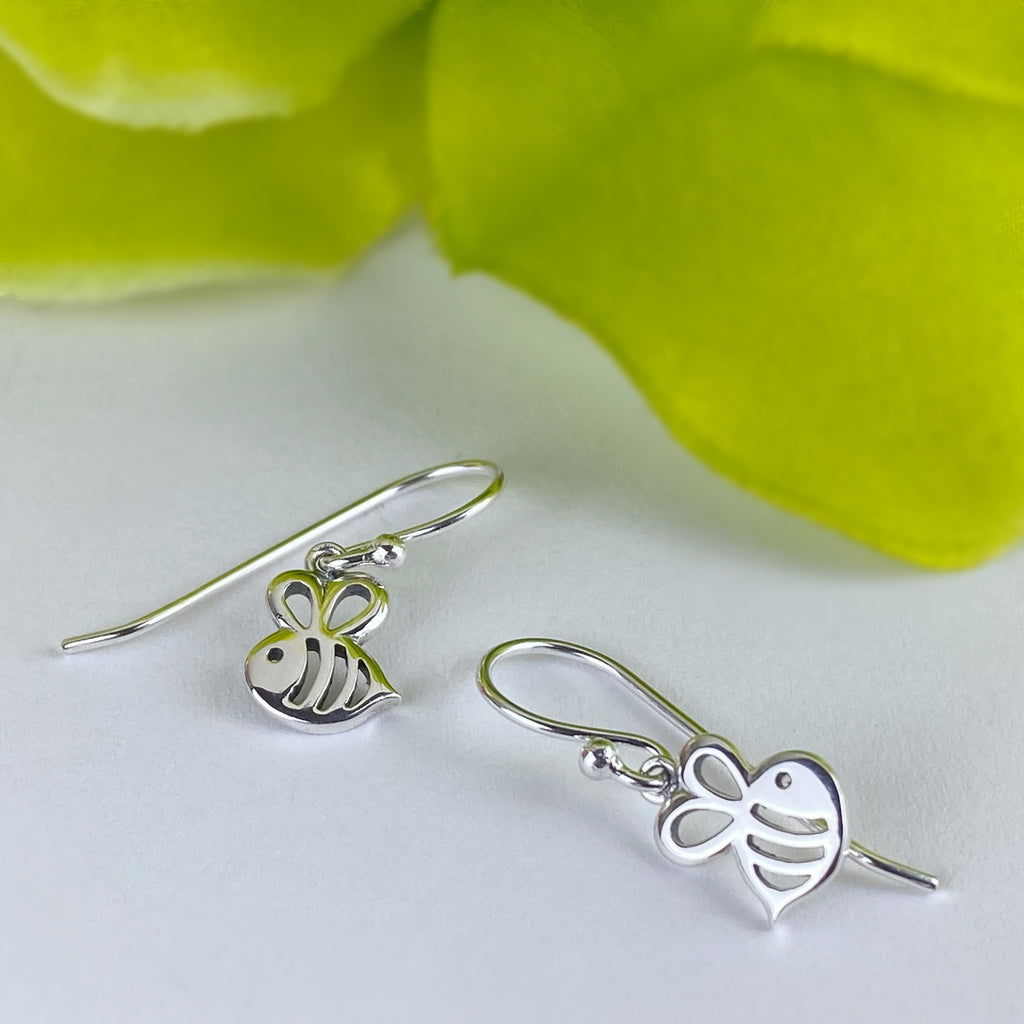Little Bee Drop Earrings - VE568