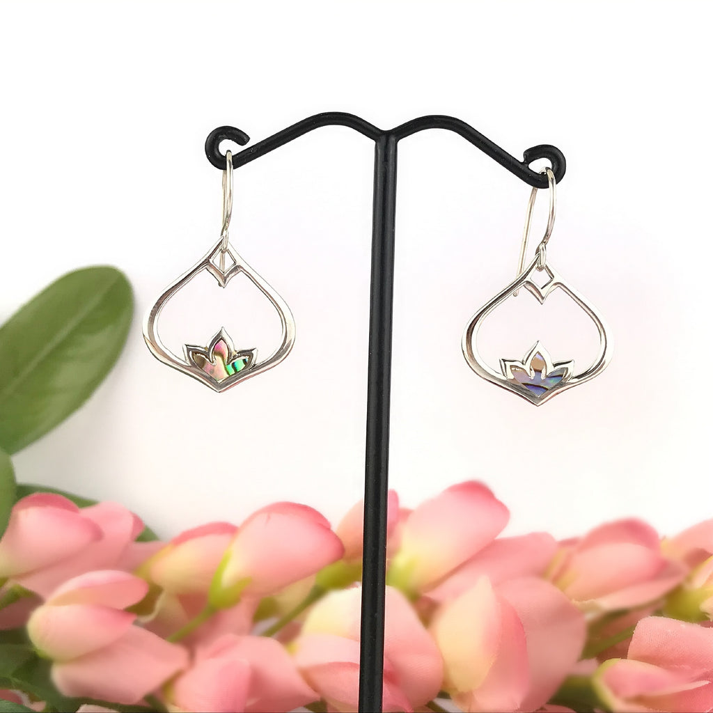 Lotus Garden Earrings - VE510