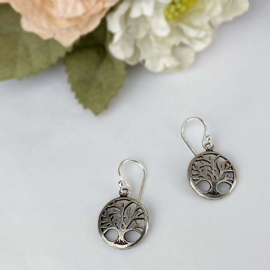 Ancient Forest Earrings - VE547