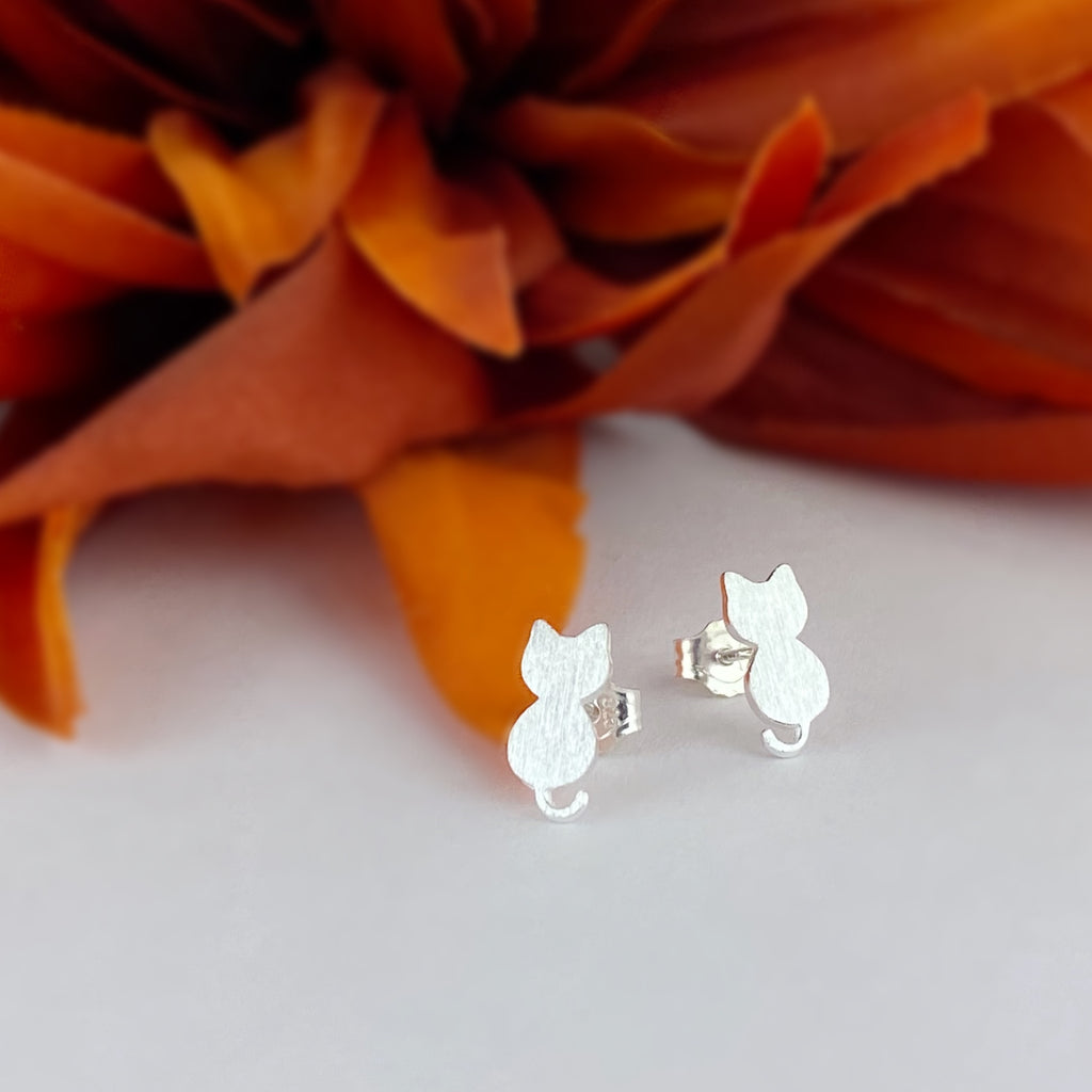 Little Kitty Earrings - VE572