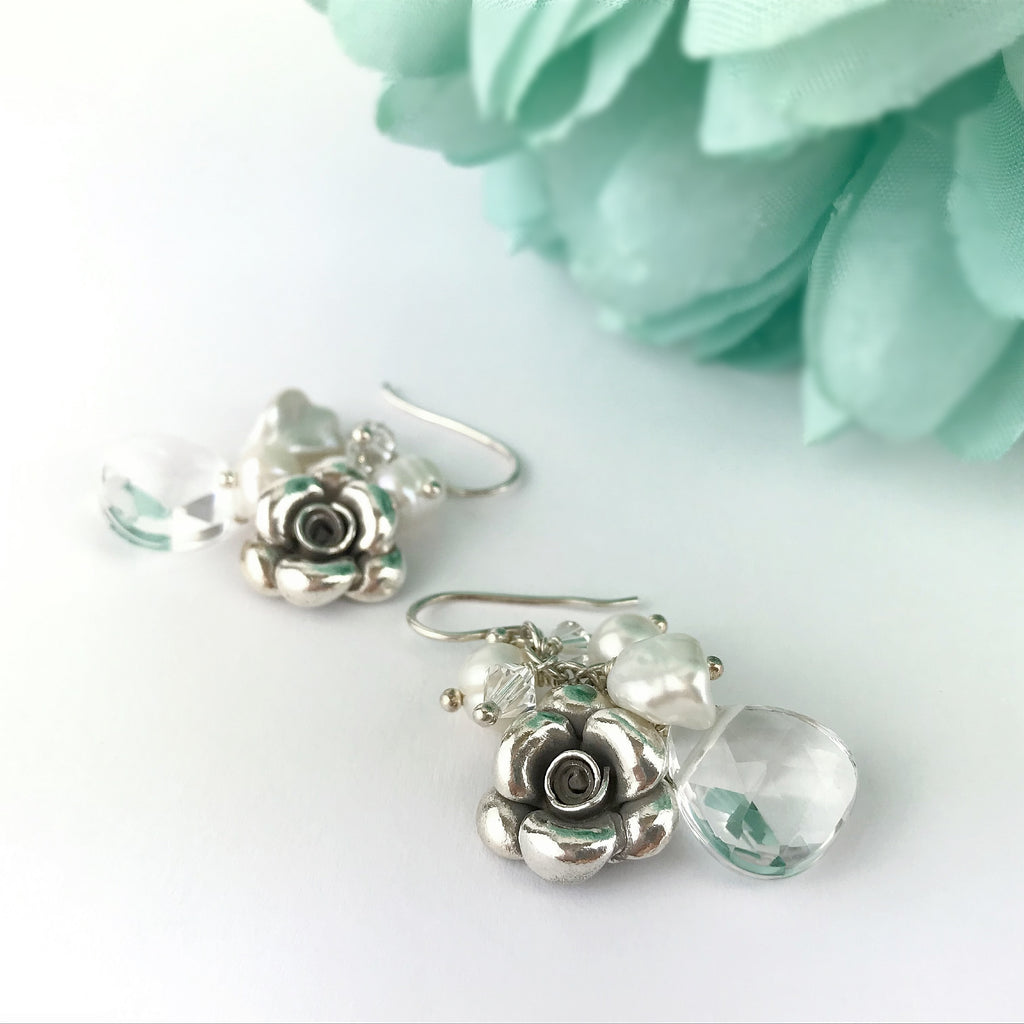Wonderland Earrings - VUE108