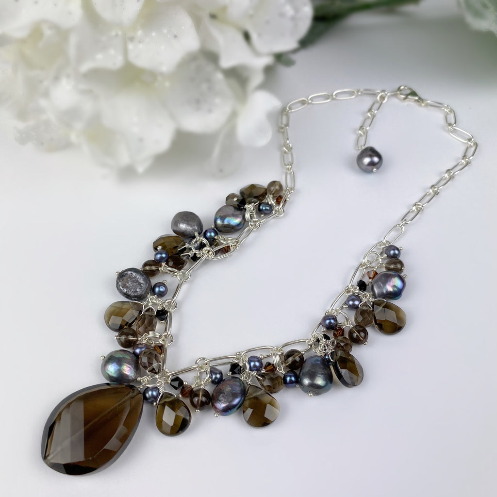 Coffee Liqueur Necklace - VNKL268