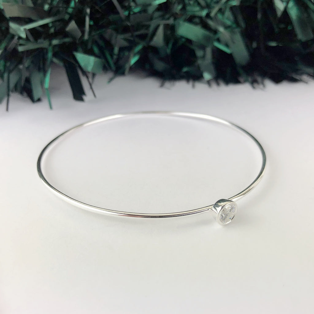 Spotlight Bangle - SBGL498