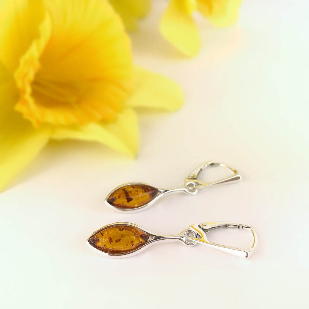 Golden Rain Earrings - VE406