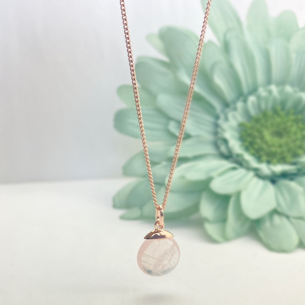 Rose Bliss Pendant - SP2870