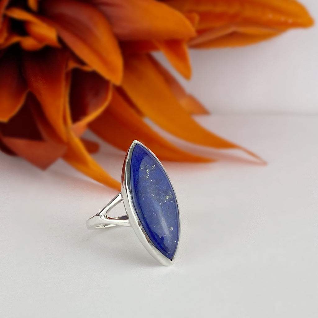 Azure Eye Ring - VR441