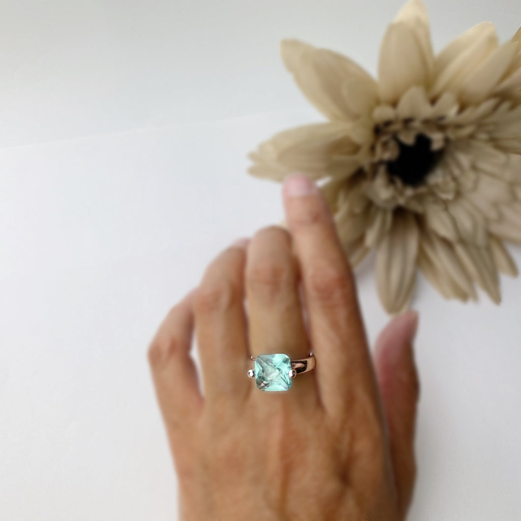 Ocean Breeze Ring - SR2025