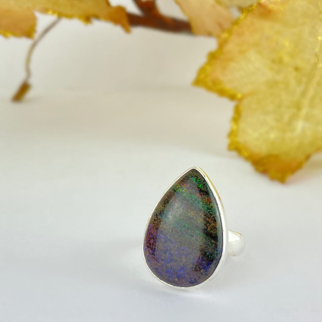 Matrix Opal Ring - VR445