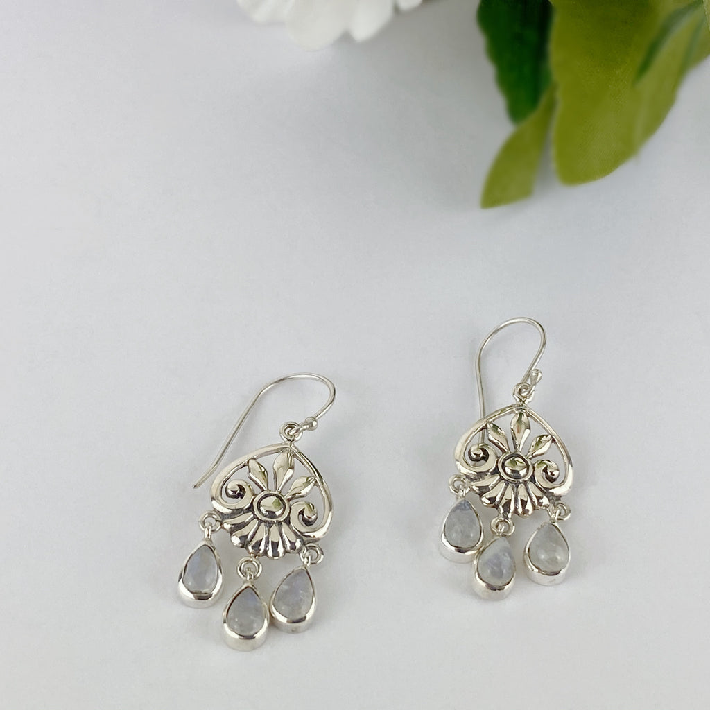 Antheia Earrings - VE618