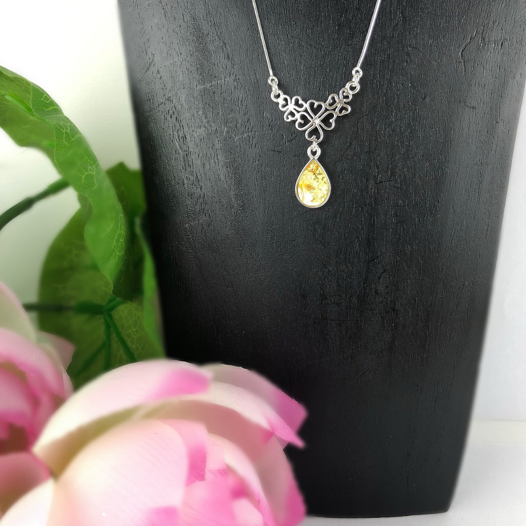 Lucky Clover Necklace - VNKL209
