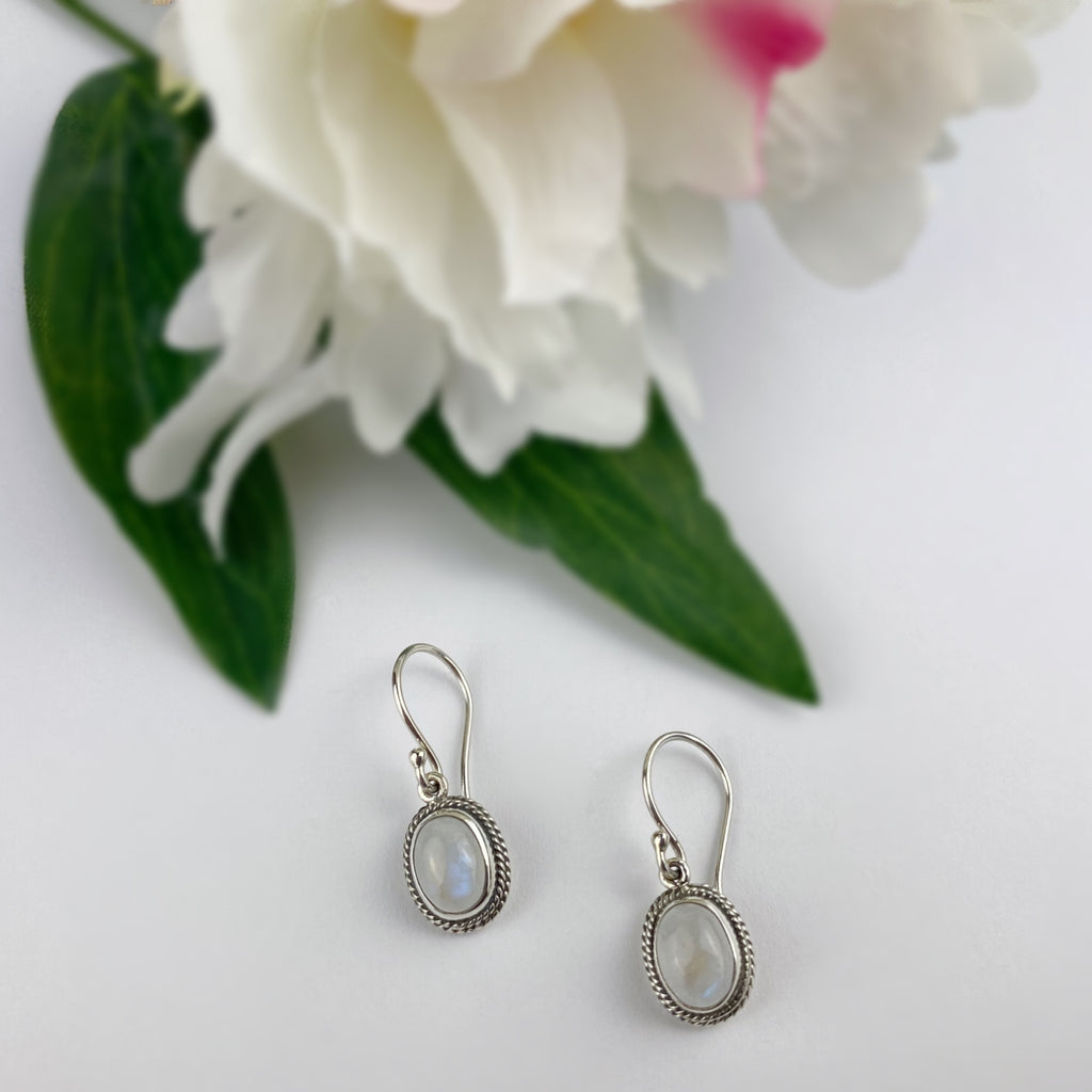 Drops Of Moonlight Earrings - VE230