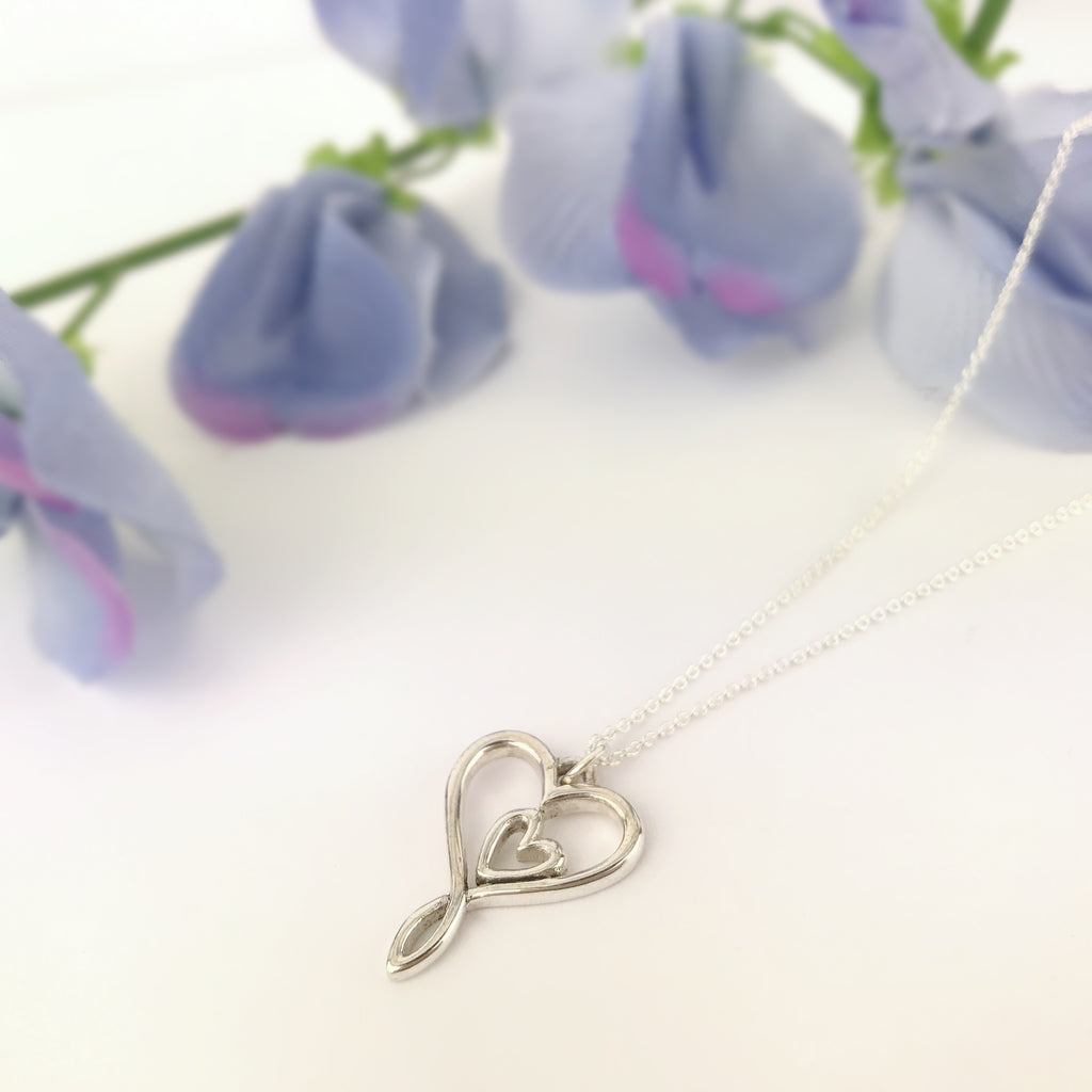 In My Heart Pendant - SCHN1139