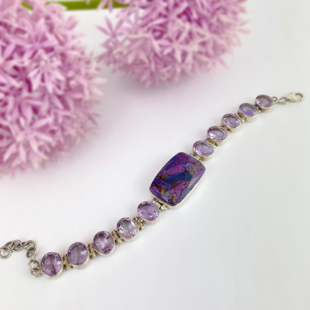 Purple Haze Bracelet - VBRC285