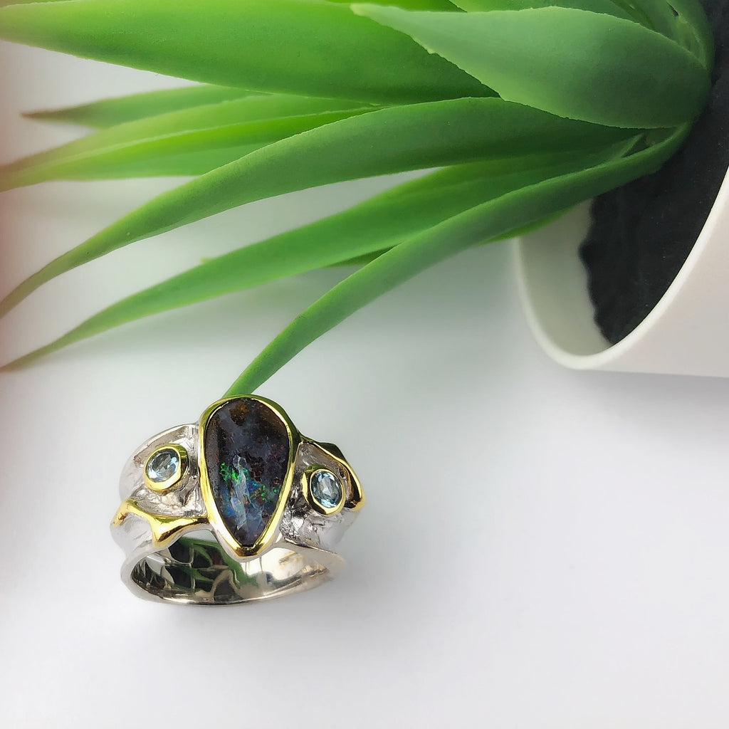 Opal Jewel Ring - GLR151